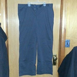 Gap gently worn brownish khakis
